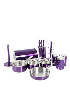 morphy-richards-accent-kitchen-set-plum