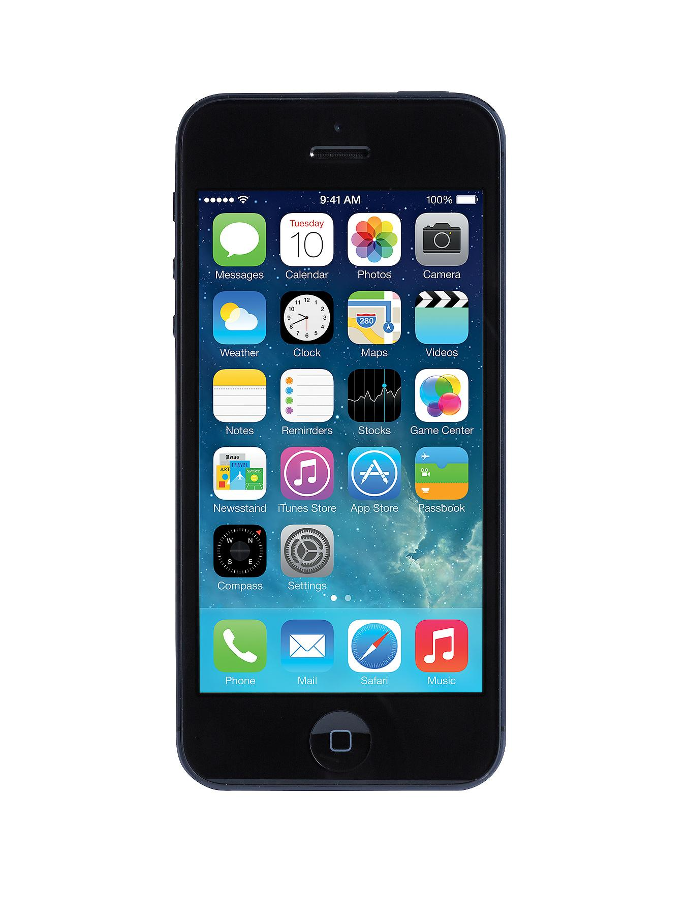 Apple iPhone 5 32Gb - Refurbished - Black
