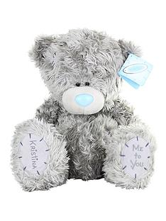 me-to-you-personalised-bear