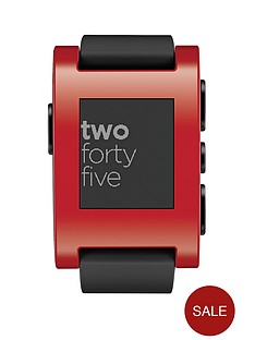 pebble-smart-watch-red