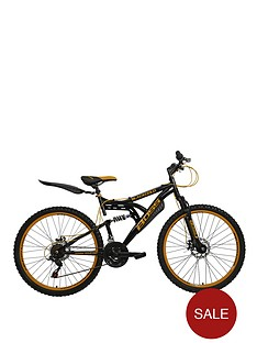 boss-blackgold-dual-suspension-mounain-bike