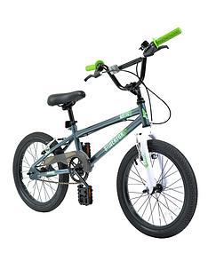 silverfox-antic-18-inch-bmx-bike-met-greygreen