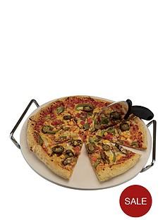 apollo-pizza-stone-and-cutter-set
