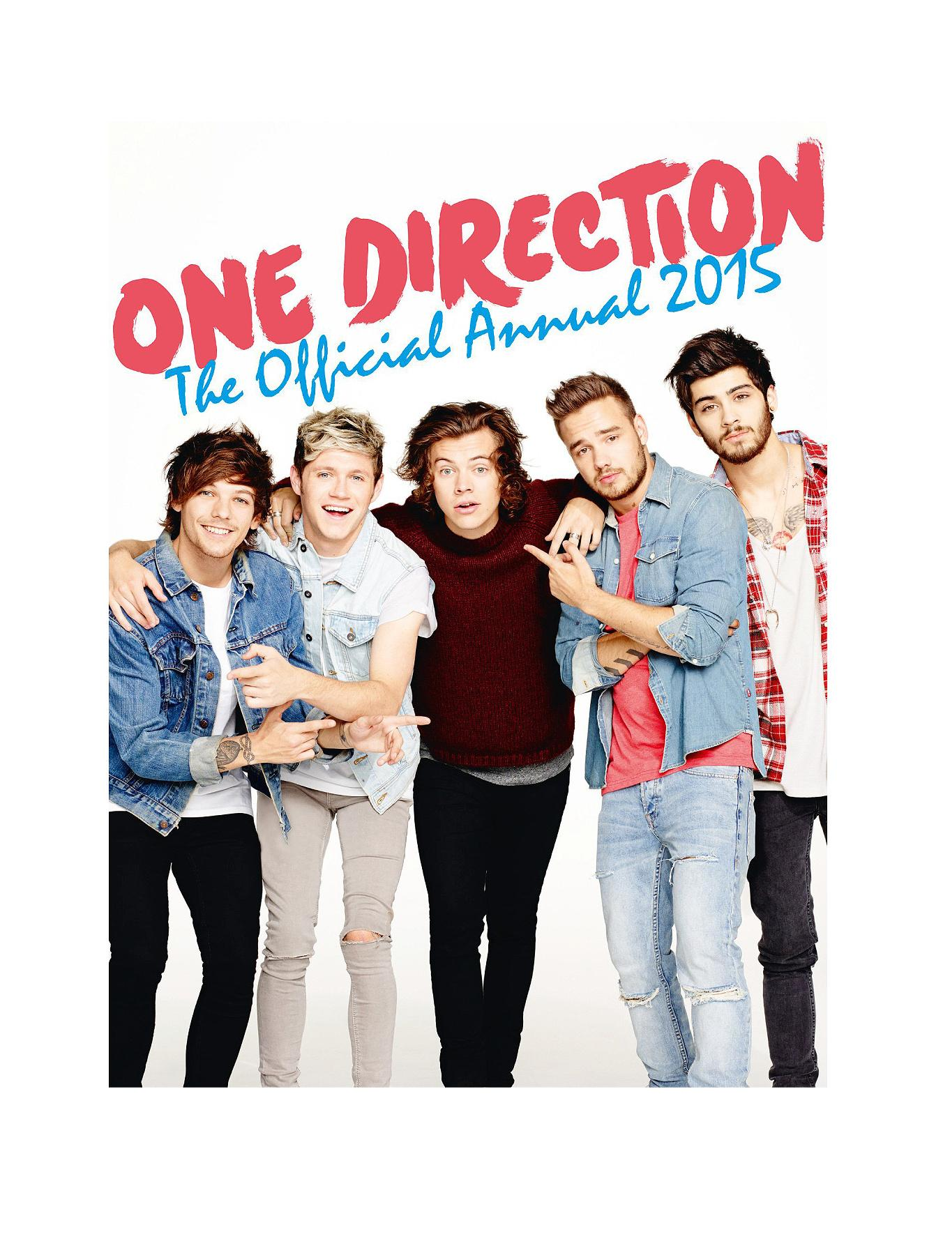 One Direction: Official Annual 2015 - Hardback