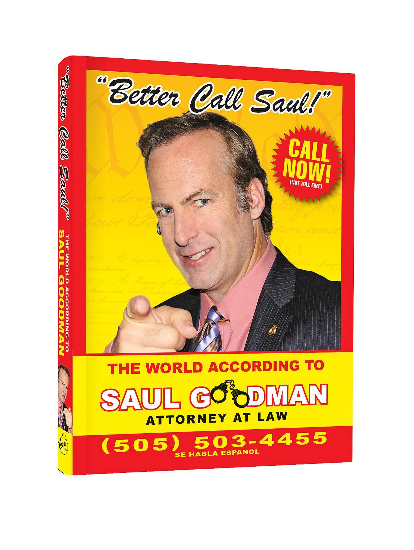 Better Call Saul! - Hardback