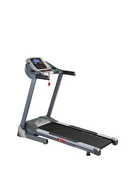Body Sculpture Motorised Treadmill with Power Incline and