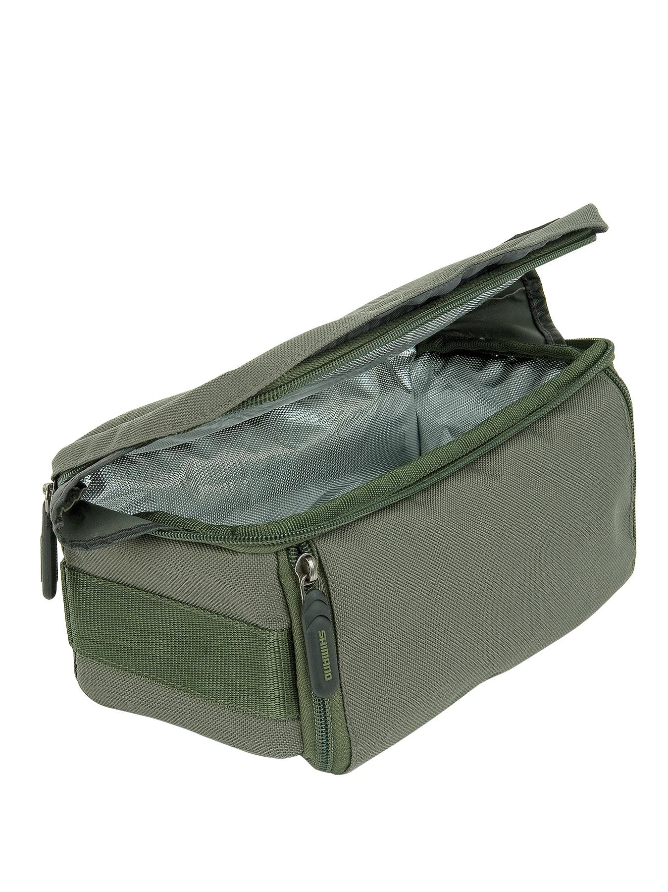 Shimano Olive Baiting Pouch