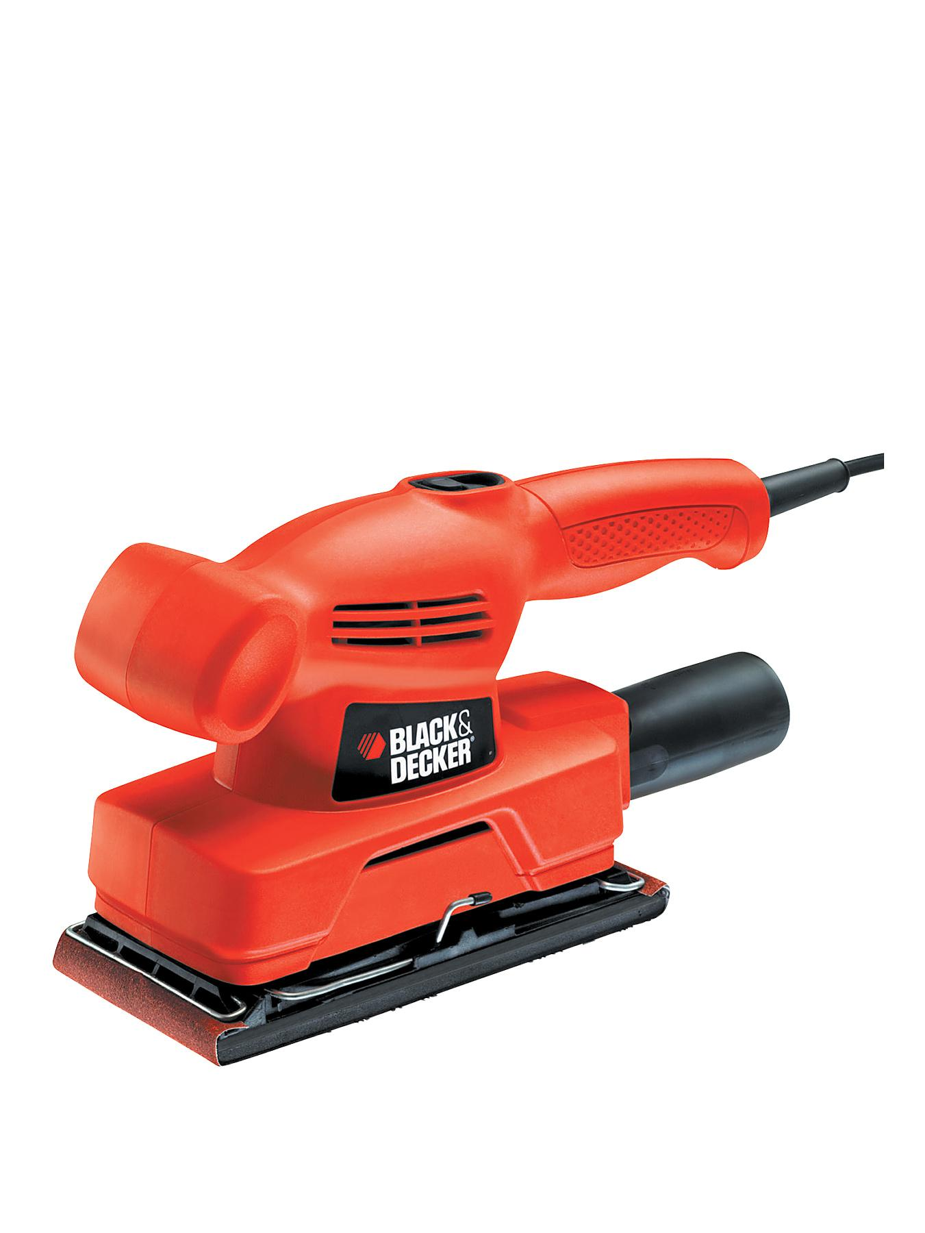 Black & Decker KA300Gb 135-watt 1/3rd Sheet Sander