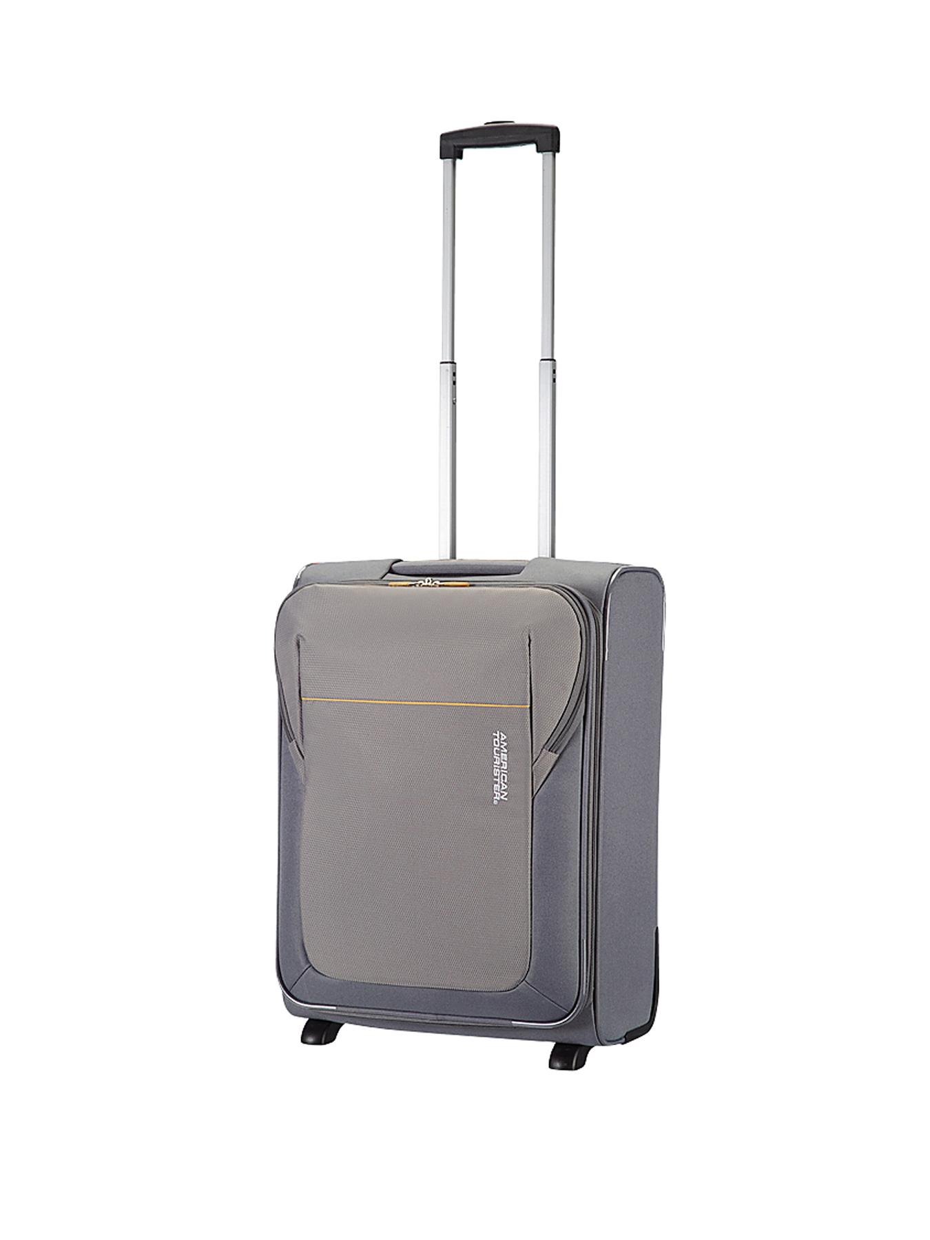 AMERICAN TOURISTER San Francisco Upright Spinner Cabin Case - Grey