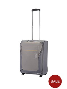 american-tourister-san-francisco-upright-cabin-case-grey