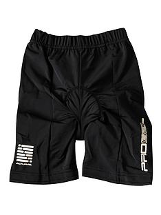 altura-black-junior-progel-shorts