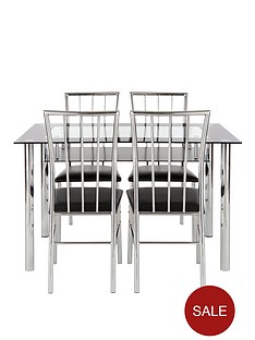 vienna-120-cm-dining-table-4-chairs