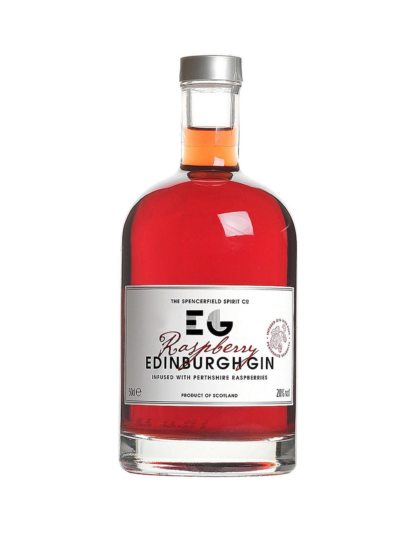 Edinburgh Raspberry Gin 50cl