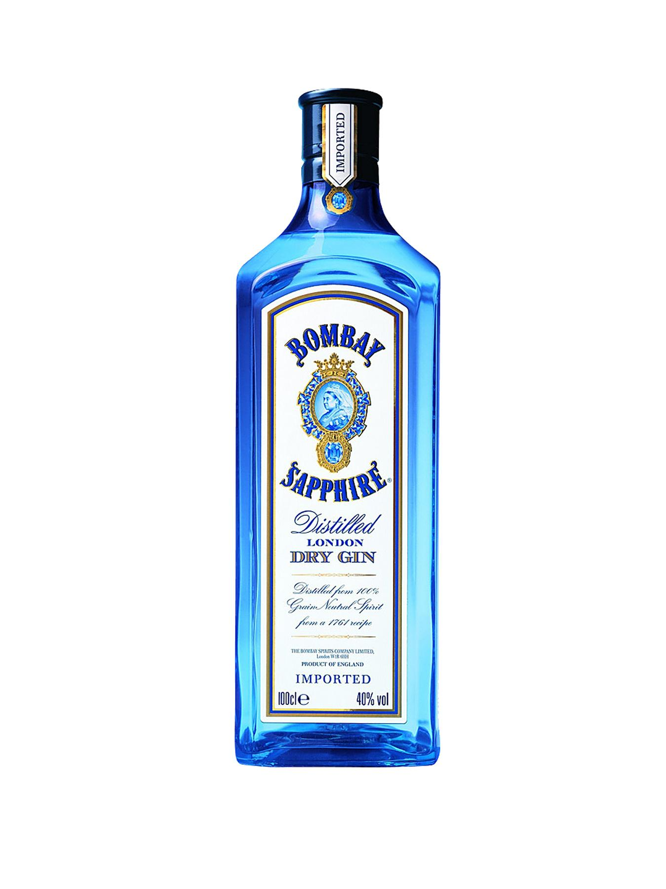 Bombay Sapphire Gin 1-Litre