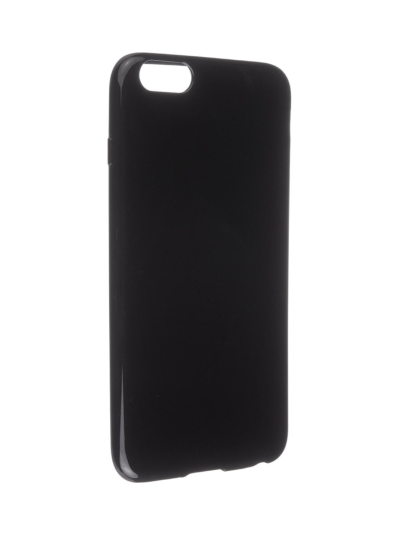 Case It iPhone 6 Plus Flexi Case - Black, Black