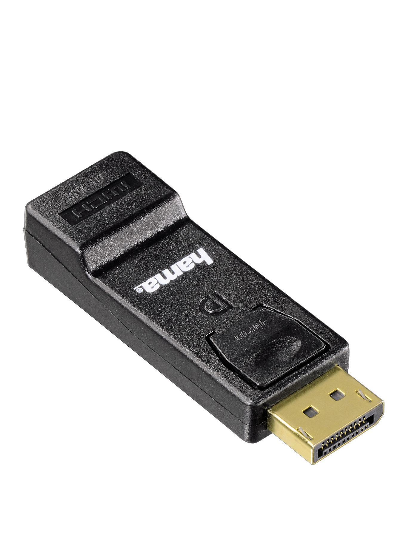 HAMA DisplayPort Adaptor for HDMI