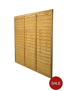 forest-3ft-trade-lap-fence-panel-3-pack