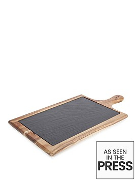 acacia-paddle-board-with-slate-plate