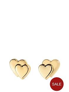 love-gold-9-carat-gold-heart-on-heart-earrings-in-red-heart-box