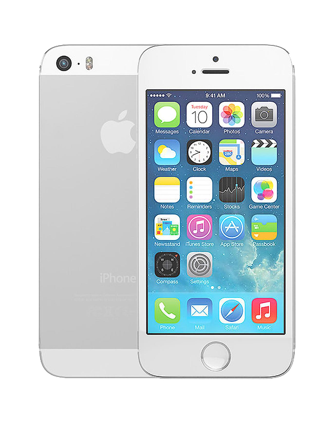 Apple iPhone 5S 16Gb - Silver