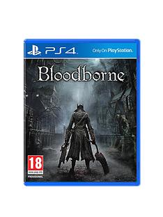 playstation-4-bloodborne