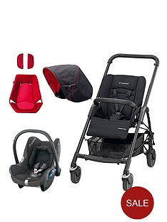 maxi-cosi-streety-pushchair-pack-and-cabriofix-package