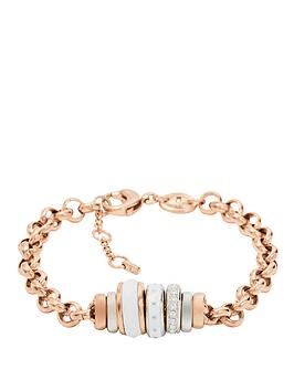 fossil-classic-three-colour-multi-ring-bracelet