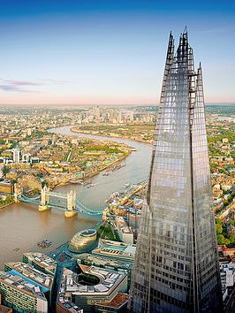 virgin-experience-days-view-from-the-shard-and-thames-lunch-cruise-for-two