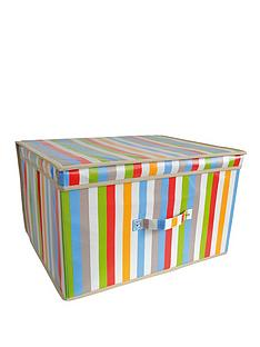 printed-miami-stripe-kids-storage-box-large