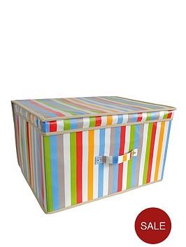 printed-miami-stripe-kids-storage-box-large