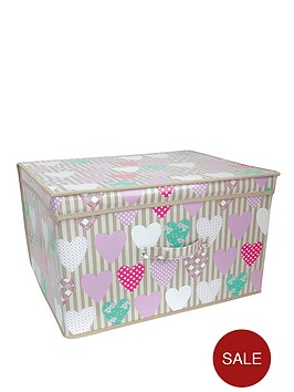 printed-hearts-and-stripes-kids-storage-box-large