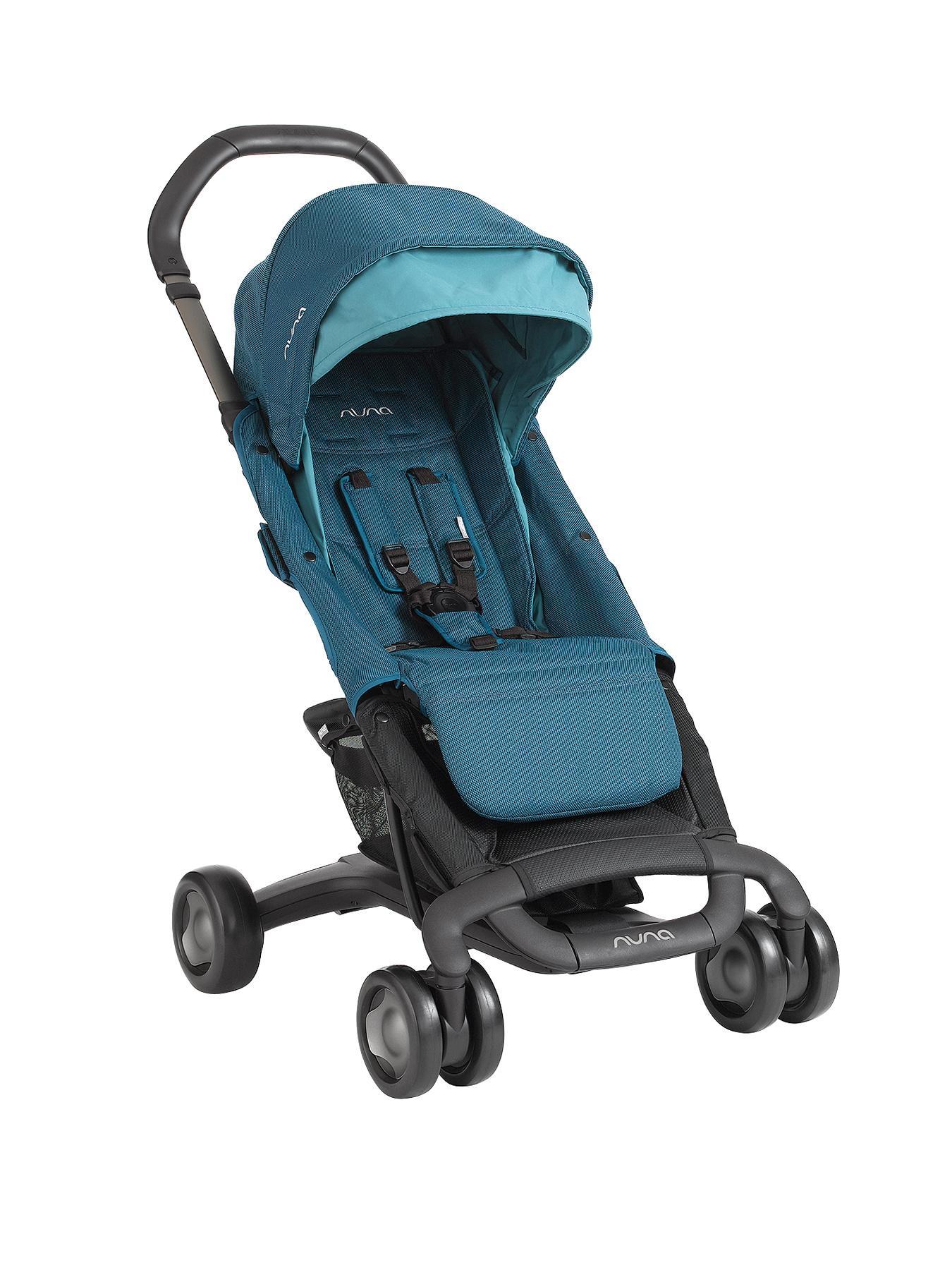 Nuna Pepp Luxx Stroller