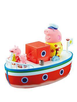 Peppa Pig Holiday Pleasure Boat