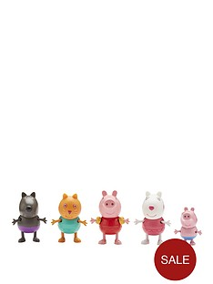 peppa-pig-5-figure-pack