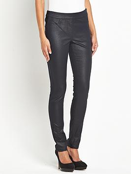 south-coated-super-stretch-jeggings