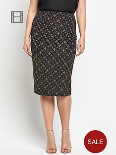 so-fabulous-glitter-pattern-pencil-skirt