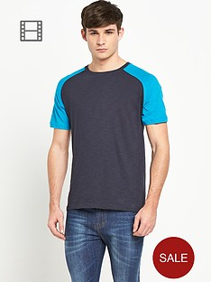 bellfield-mens-raglan-sleeve-t-shirt