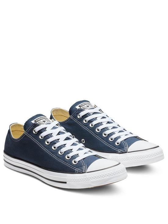 6f6987eae409 Converse Chuck Taylor All Star Ox Plimsolls - Navy