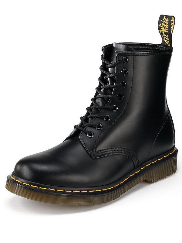 oficjalne zdjęcia kup sprzedaż wyprzedaż hurtowa 1460 Smooth Boots - Black