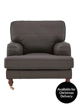 bennett-premium-leather-armchair