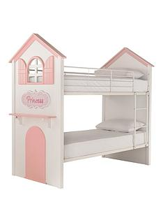 princess-bunk-bed-with-optional-mattress