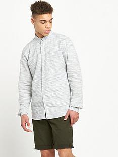 minimum-long-sleeve-striped-shirt