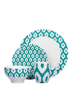 ikat-16-piece-dinner-set-in-teal