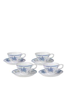 blue-rose-4-cup-and-saucer-set