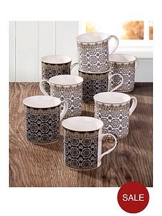downton-fine-china-mugs-8pc