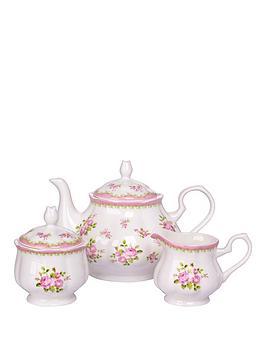 vintage-rose-3pc-tea-set
