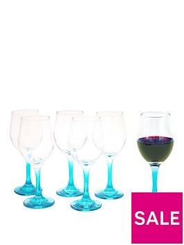 waterside-blue-stem-elegant-wine-glasses-set-of-6