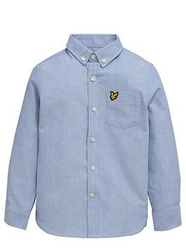 lyle-scott-ls-oxford-shirt