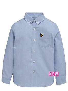 lyle-scott-ls-oxford-shirt