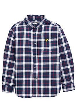 lyle-scott-ls-check-shirt